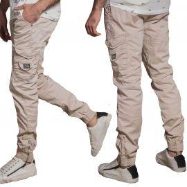 Pantalon Deeluxe GARDEN S207017 beige