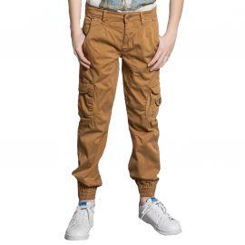 Pantalon Deeluxe junior GARDEN S207017B camel