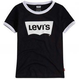 Tee shirt levi's enfant noir et blanc 4E4653-023
