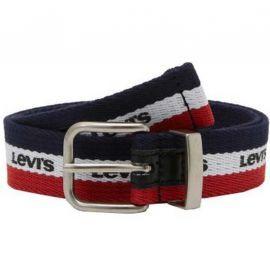 CEINTURE levi's bleu blanc et rouge 9A6899-U09