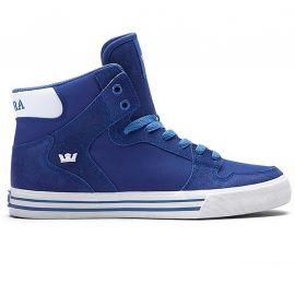 Basket Supra vaider bleu S28275
