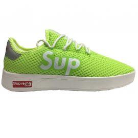 Chaussure vert fluo ZURICH lifestyle