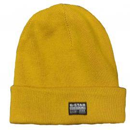 Bonnet Gstar RAW jaune SRT9007