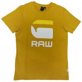 Tee sirt Gstar raw jaune garçon OTR10026