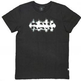 Tee shirt Gstar noir junior SR10046