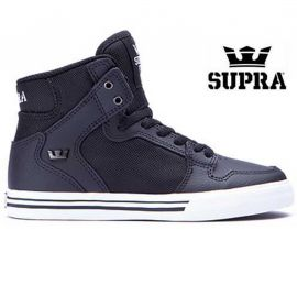 Basket Supra Vaider junior S11230K noir