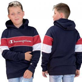 Sweat champion junior bleu marine 305387