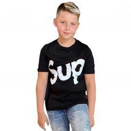 Tee shirt lifestyle noir CLASS
