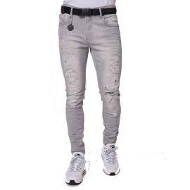 Jean PROJET X homme T19927 gris