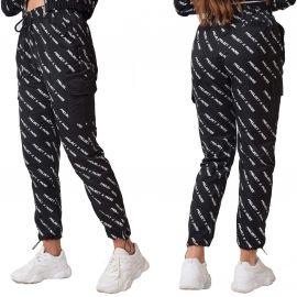pantalon à poches femme Project X paris F204090 NOIR