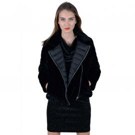 Manteau Molly bracken noir reversible OR140H20 NOIR