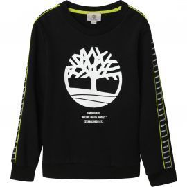 SWEAT J T45820 NOIR TIMBERLAND