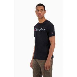 Tee shirt CHAMPION homme 214726 noir