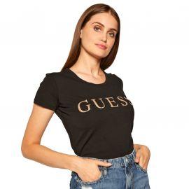 Tee shirt Femme GUESS noir WOYI01