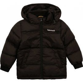 Doudoune déperlante à capuche TIMBERLANDE noir T26515