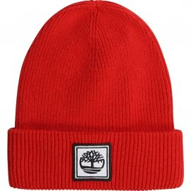 Bonnet tricot Timberland rouge T21239