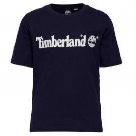 Tee shirt Timberland bleu marine T25P12