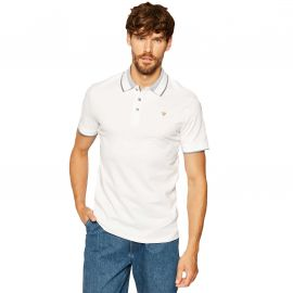 Polo Guess blanc homme MOYP60