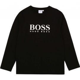 Tee shirt Hugo Boss nori manche longue J25G86/09B