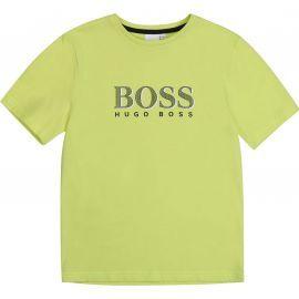 Tee shirt Hugo Boss vert J25G24/552
