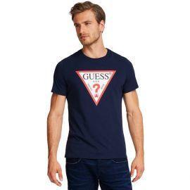 Tee-shirt GUESS homme M0BL71L3Z11 bleu