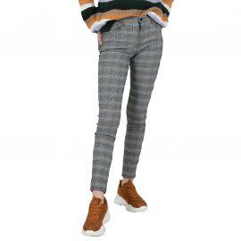 Pantalon Slim à carreaux Molly bracken CFL16A20