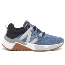 Chaussure DIESEL homme S-BRENTH bleu