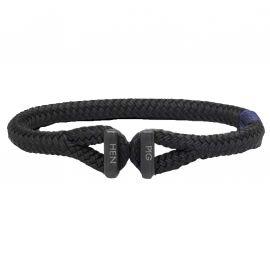 Bracelet PIG &HEN noir et bleu P22-90000