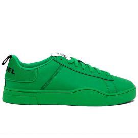Chaussure DIESEL homme S-CLECER vert