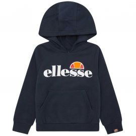 Sweat à capuche Ellesse junior bleu marine S3E08575