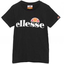 Tee shirt enfant ellesse noir MALIA S3E08578
