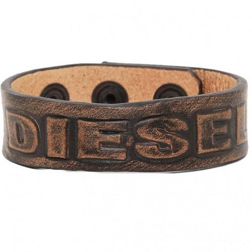 Bracelet DIESEL X07121 PR080 T2158 marron