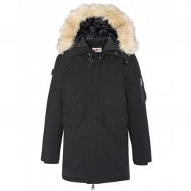 Parka junior Schott noir JKTDIPTONB