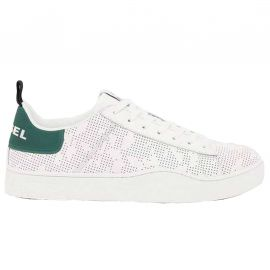 Chaussure DIESEL homme S-CLEVER LOW blanc