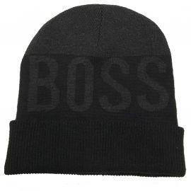 Bonnet hugo boss noir J21220/067