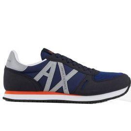 Chaussure ARMANI EXCHANGE XUX017 XCC68 bleu