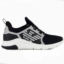 Chaussure EMPORIO ARMANI homme X8X057 XCC554 noir