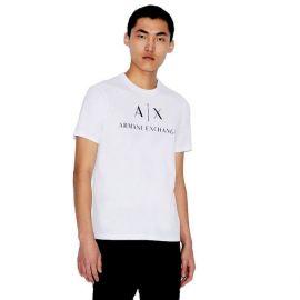 Tee-shirt ARMANI EXCHANGE homme 8NZTCJ Z8H4Z blanc