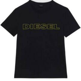 Tee-shirt DIESEL homme 00CG46 0DARX E5191 noir