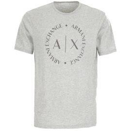 Tee-shirt ARMANI EXCHANGE homme 8NZTCD Z8H4Z gris