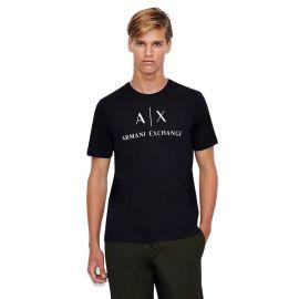 Tee-shirt ARMANI EXCHANGE homme 8NZTCJ Z8H4Z bleu