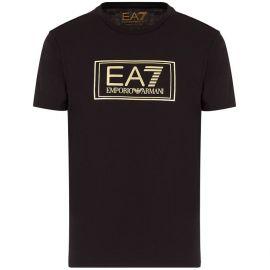 Tee-shirt EMPORIO ARMANI homme 6HPT51 PJM9Z noir