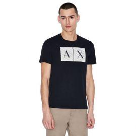 Tee-shirt ARMANI EXCHANGE homme 8NZTCK Z8H4Z noir