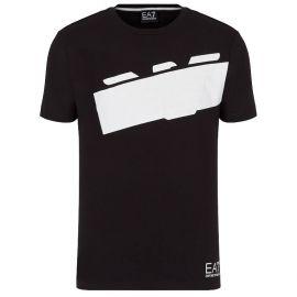 Tee-shirt EMPORIO ARMANI homme 6HPT31 PJ3NZ noir