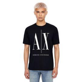 Tee-shirt ARMANI EXCHANGE homme 8NZTPA ZJH4Z bleu