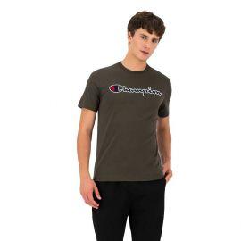 Tee shirt CHAMPION 214726 kaki