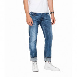 Jean REPLAY homme M914Y.000.141704.009 bleu