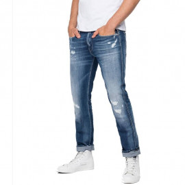 Jean REPLAY M914Y.000.573722R.009 bleu