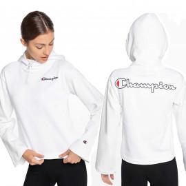 Sweat Femme Champion Blanc 113186