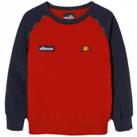 Sweat junior ELLESSE ZAPHA rouge S3G09706